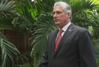 MIGUEL - Küba'nın Yeni Lideri Diaz-Canel Yemin Etti
