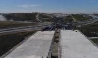 ÜÇÜNCÜ HAVALİMANI - Kuzey Marmara Otoyolu İnşaatında Son Durum
