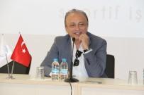 LEVENT ÖZÇELIK - Levent Özçelik'ten, Anadolu Üniversitesi'nde Spor Söyleşisi