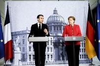 SURİYE - Macron Açıklaması 'Suriye Operasyonu İçin Almanya'nın Gerekli Anayasal Çevresi Yoktu'