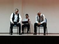Mahmudiye'de 'Çanakkale Kahramanlıkları' Tiyatro Oyunu