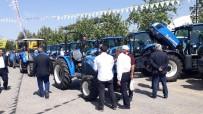 Mardin'de 5. Uluslararası Tarım Gıda Ve Hayvancılık Fuarı Açıldı