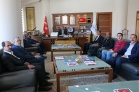 MESOB Başkan Adayı Cavlak'tan Başkan Çakır'a Ziyaret
