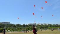 MEÜ'de Engelli Çocuklar İçin Uçurtma Şenliği