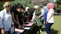 MEÜ'de 'Proje Pazarı Ve Sergi' Etkinliği