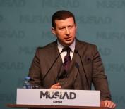MÜSİAD İzmir Başkanı Ümit Ülkü, 'Erken Seçim Kararını Olumlu Karşılıyoruz'
