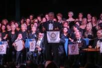 TÜRK HALK MÜZİĞİ - Nazım'da 'Atatürk Ve Müzik' Gecesi
