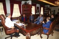Nevşehirspor Yöneticileri Ünver'i Ziyaret Etti