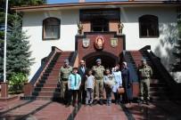 Öğrenciler Eğirdir Dağ Komando Okulu'nda