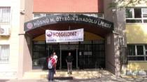 HÜSNÜ ÖZYEĞIN - Öğrencilerden Depreme Karşı Otomatik Kapı