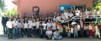 MİMARLAR ODASI - Okullarda 'Renksel Dönüşüm' Devam Ediyor