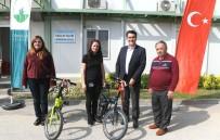 BESLENME ALIŞKANLIĞI - Osmangazi'den Kilo Verene Bisiklet Hediye