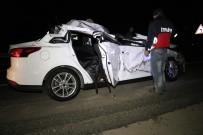 GÜNDOĞDU - Otostop Çekerek Bindiği Otomobil Kaza Yapınca Hayatını Kaybetti