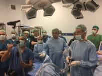 ROBOTİK CERRAHİ - PAÜ'de 'Canlı Cerrahi' Kursu Yapıldı