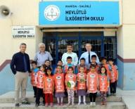 Salihli'de Minikler TEMA Gönüllüsü Oldu