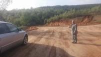 SİNEMA SALONU - Şaphane'de Köy Yolu Çalışmaları Devam Ediyor