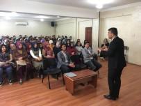 ÇAMLıCA - Sason'da Sözleşmeli Öğretmenlere Seminer Verildi