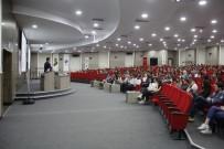 ÇAĞA - SAÜ'de 'Gelişime Açık Ol' Konferansı