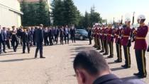 SAVUNMA SANAYİ MÜSTEŞARLIĞI - T129 ATAK Helikopteri Teslim Töreni