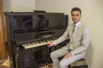 İSPANYA KRALı - Tarihi Piyano Edremit'te Sergileniyor