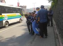 Tırın Çarptığı Genç Ambulanstan Kaçmaya Çalıştı