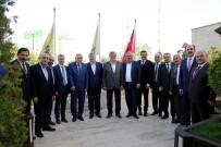 UĞUR İBRAHIM ALTAY - Türk Dünyası Belediyeler Birliği Üyesi Başkanlar Konya Büyükşehir'de