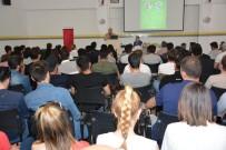 ERSUN YANAL - 'Türk Futbolunun Potansiyeli Ve Mevcut Durum Analizi' Konferansı