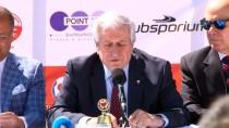 TÜRK KALP VAKFI - Türk Kalp Vakfı Senyör Tenis Turnuvası Basın Toplantısı Yapıldı