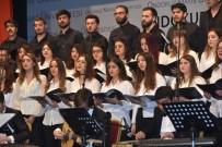 ÖĞRENCİ KONSEYİ - Türk Müziği Sevda Şarkıları Konseri