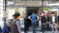 ADLİ TIP KURUMU - Ümraniye'de İş Kazası Açıklaması 1 Ölü
