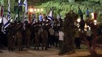 İSRAIL BAYRAĞı - Yahudi Yerleşimciler İbrahim Camii'ne İsrail Bayrakları Astı