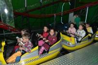 EĞLENCE MERKEZİ - Yakutiye'den Çocuklara 23 Nisan Hediyesi