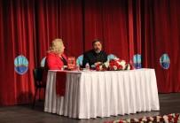 AHMET ÜMIT - Yazar Ahmet Ümit Açıklaması 'Yazan İnsanlar Kendisi Olmaya Çalışmalı'