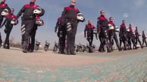 TRAFİK SORUNU - 'Yunuslar' İçin Yeni Motosikletler Alındı