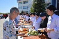 ADNAN TEZCAN - Zile'de 6'Ncı Geleneksel Türk Mutfağı Günleri