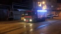 KADIN SÜRÜCÜ - Adana'da Trafik Kazası Açıklaması 1 Yaralı