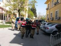 DEĞIRMENDERE - Adıyaman'da Kablo Hırsızı Suç Üstü Yakalandı