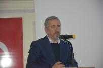 AYDıN ÜNAL - AK Parti'nin Kızılcahamam Teşkilatı İttifakı Görüştü