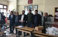 AK Partililer Milas'ta Mahalle Başkanlarını Seçimle Belirliyor
