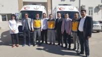 Ambulanslar Törenle Hizmete Başladı