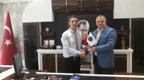 Asimder Başkanı Gülbey, Vali Yardımcısı Koçak'ı Ziyaret Etti