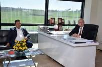 FATİH ÜNSAL - Başkan Albayrak Malkara Otogarında İncelemelerde Bulundu