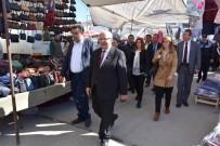 MÜREFTE - Başkan Albayrak, Şarköy Ve Malkara İlçelerinde İnceleme Yaptı