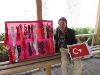 'Bayrakçı Dede'den TSK'nın Yerli Araçları İçin Nazar Boncuğu