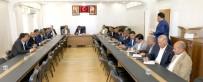MUSTAFA YıLDıZ - Belediye Meclis Üyelerinden Mehmetçik Vakfına Yardım