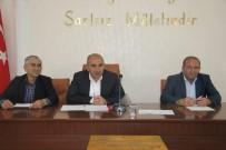 HALIL DEMIR - Belediye Meclisinde Komisyon Üyeleri Seçildi