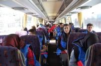 Bitlisli 100 Öğrenci İstanbul'a Gönderildi