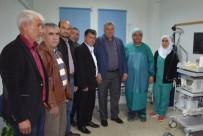 ÜLSER - Bozyazı Devlet Hastanesi'nde Endoskopi Ünitesi Hizmete Girdi