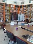 HASAN ÇOBAN - Burhaniye'de Emekli Müdür Okula Kitap Bağışladı