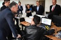 MESLEK EĞİTİMİ - Bursa'da Teknoloji Uzmanları Yetişiyor